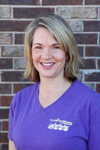 Alison Miller, OTR/Lalison@allaboardpediatrictherapy.com